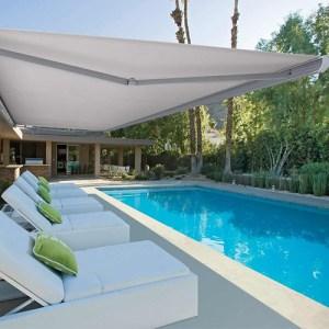 Protection solaire extérieure