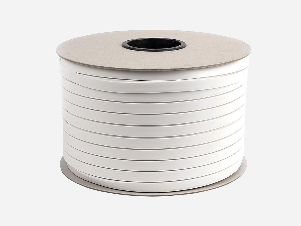 Jonc plat à coudre PVC ou silicone Image