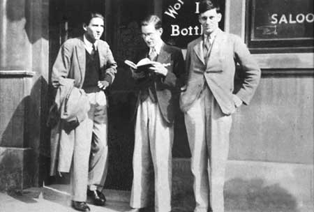 Zangwill and others 1937