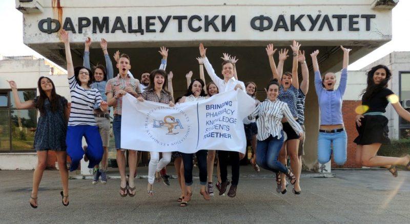 Team in Serbia