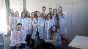 In pharmaceutical company Medis, Slovenia