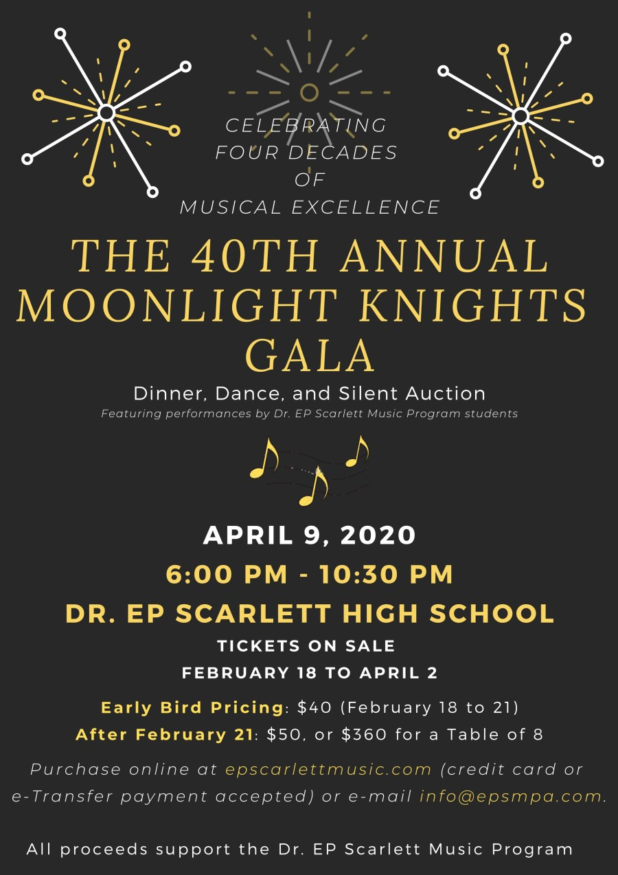 2020 Moonlight Knights