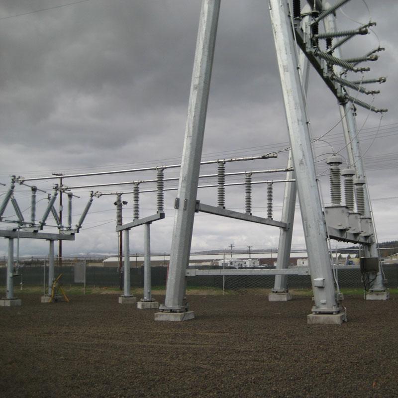 Arctic Warrior Substation