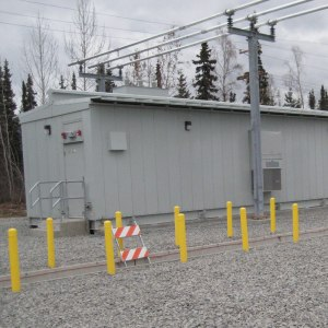 D St. Substation