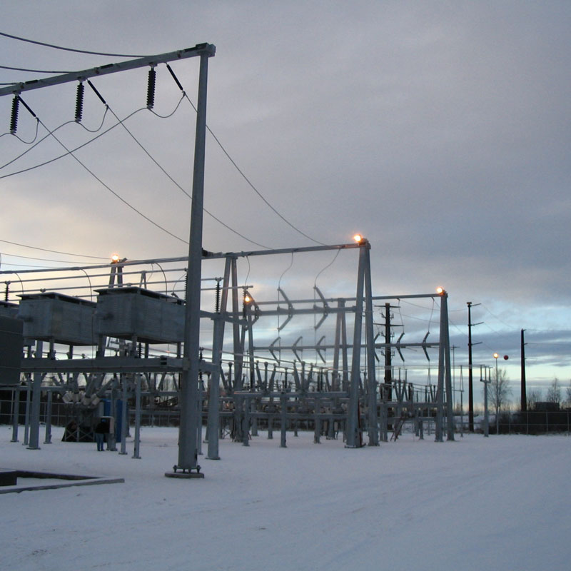 Retherford Substation