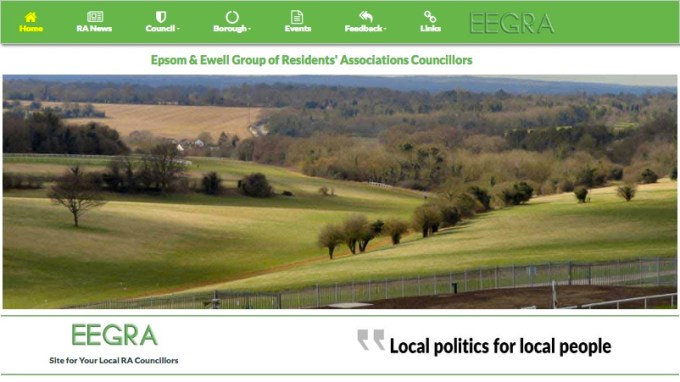 EEGRA website