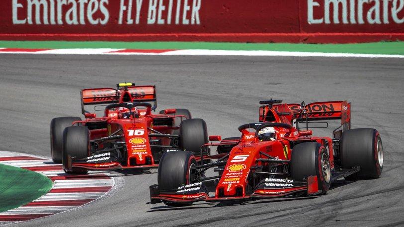 Σκάνδαλο μεγατόνων με τους κινητήρες της Ferrari;