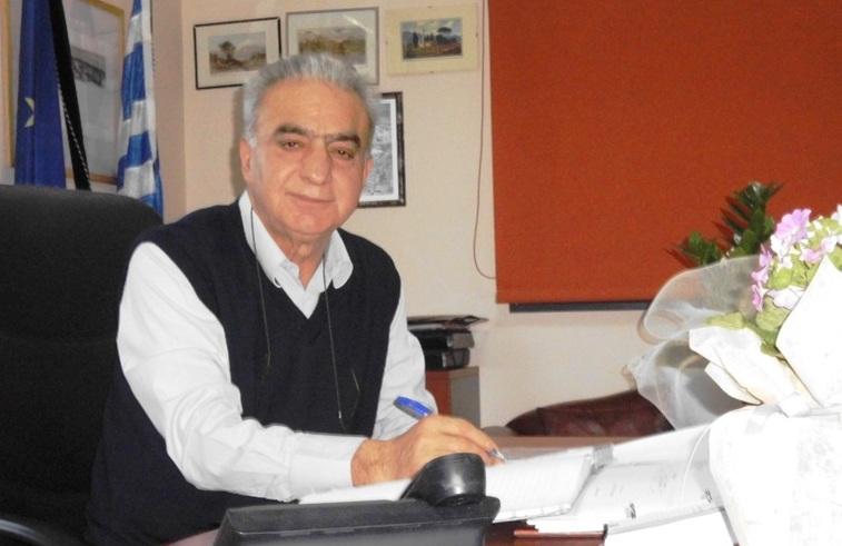 Αποχαιρετιστήριο μήνυμα του διευθυντή της δευτεροβάθμιας εκπαίδευσης Πιερίας Ιωάννη Φ. Καζταρίδη