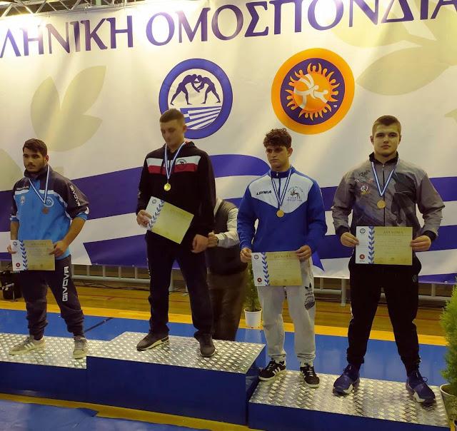 Πρωταθλητής Ελλάδας ο Χρυσίδης των Ολύμπιων Κατερίνης