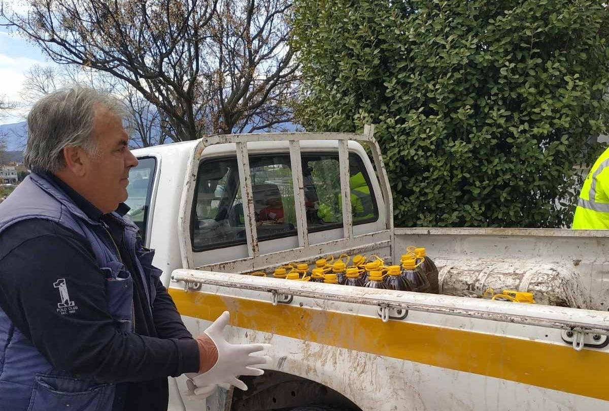 Η προσφορά στα συσσίτια της Μητρόπολης συνεχίζεται – Το «ευχαριστώ» του δήμου στους δωρητές