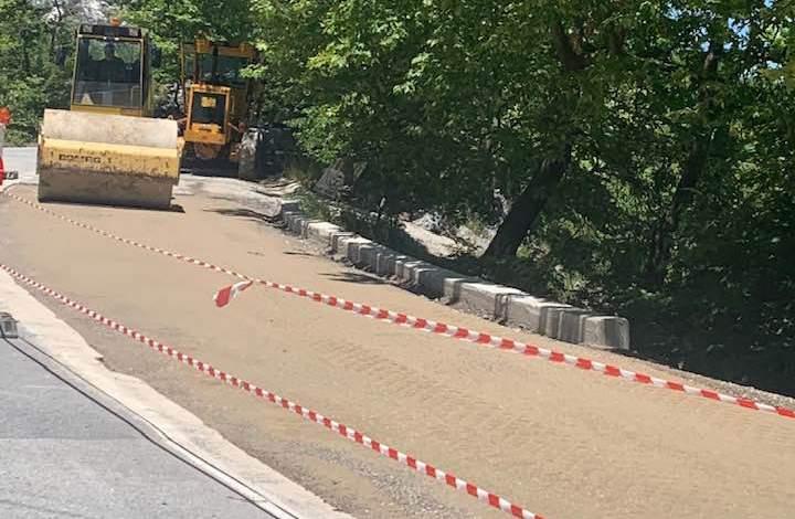Π.Ε. Πιερίας – Υπογράφτηκε η σύμβαση για την αποκατάσταση του ορεινού οδικού δικτύου