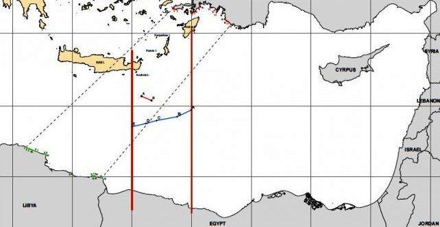 Ελλάδα και Αίγυπτος συμφώνησαν για οριοθέτηση ΑΟΖ και βάζουν στη θέση της, την Τουρκία