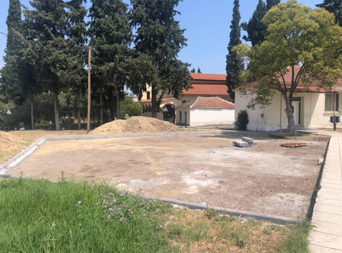 Δήμος Πύδνας-Κολινδρού: Ξεκινά η κατασκευή 14 παιδικών χαρών