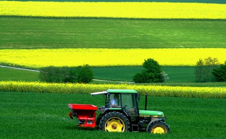 Direct payments to farmers in 2013