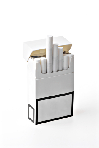 Know what you shouldn't buy: no more logos on cigarette packs
