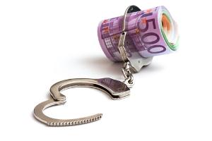 handcuffs organized crime