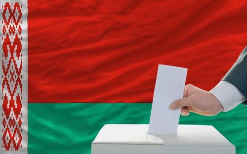 """""""Undemocratic"""" elections in Belarus"""