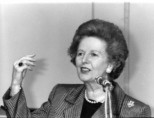 First women in governments