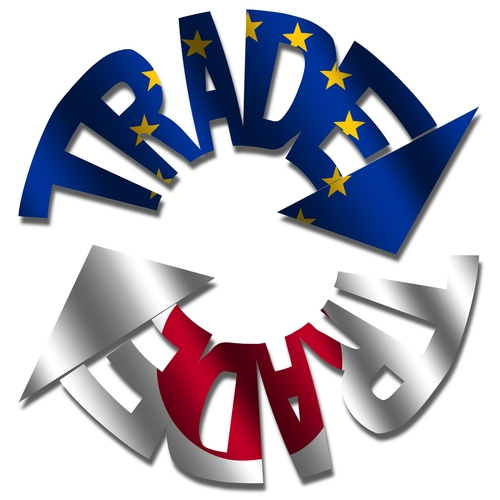 EU trade negotiations with Japan