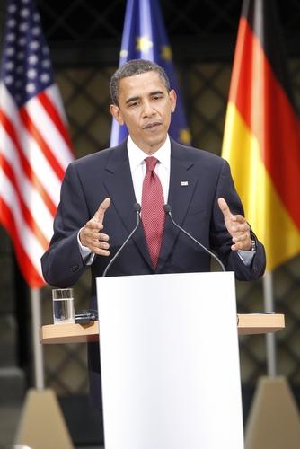 Transatlantic relations under Obama, 2008-2012