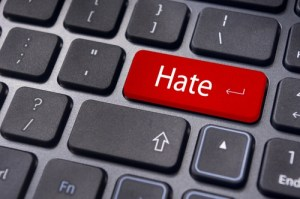 Hate button on keyboard