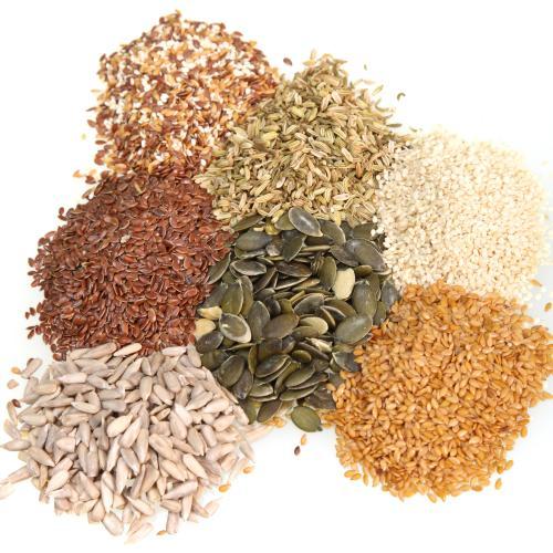 Fresh dried seeds