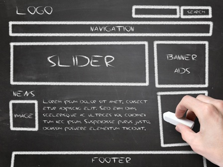 How to present timely information on your website?