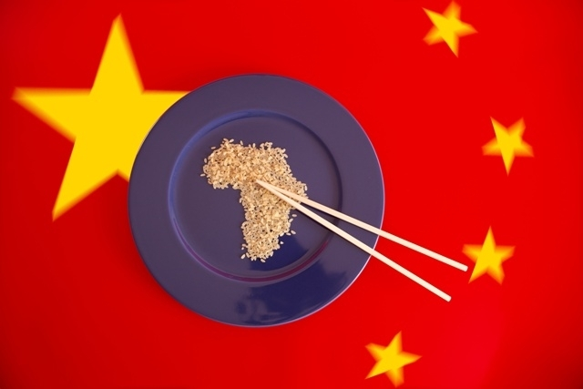 China's role in development in Africa: Challenging the EU approach