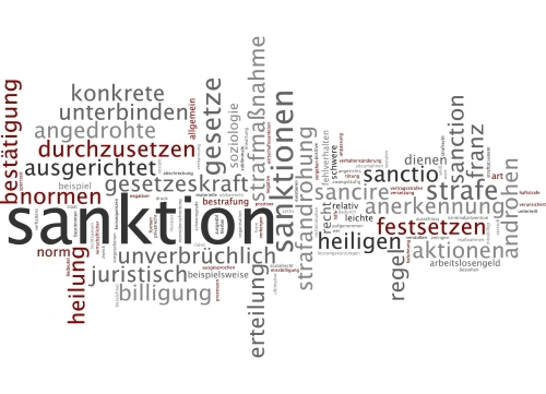 Sanctions as an EU foreign policy instrument