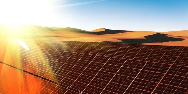 Solar energy development in Morocco