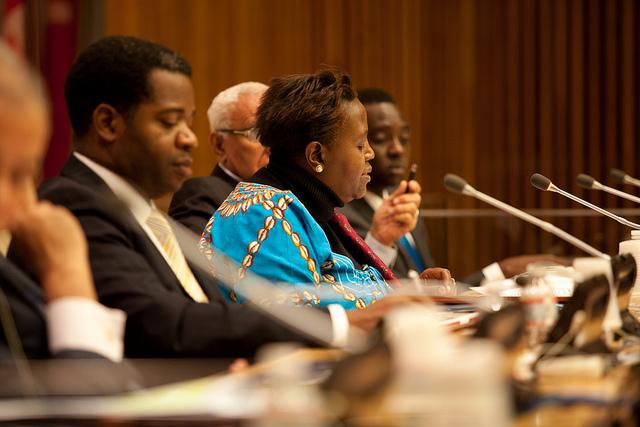 Economic integration in Sub-Saharan African countries