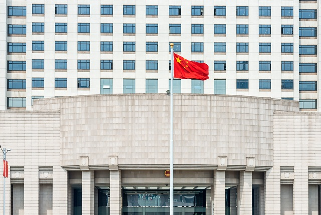 China's defence budget