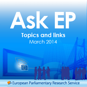 Topics and links − March 2014