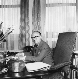 Walter Hallstein (German) (7 January 1958 to 30 June 1967)
