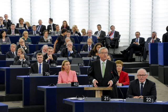 The New European Commission – ready to take office on 1 November