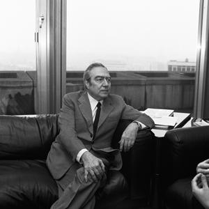 François-Xavier Ortoli (French) (6 January 1973 to 5 January 1977)