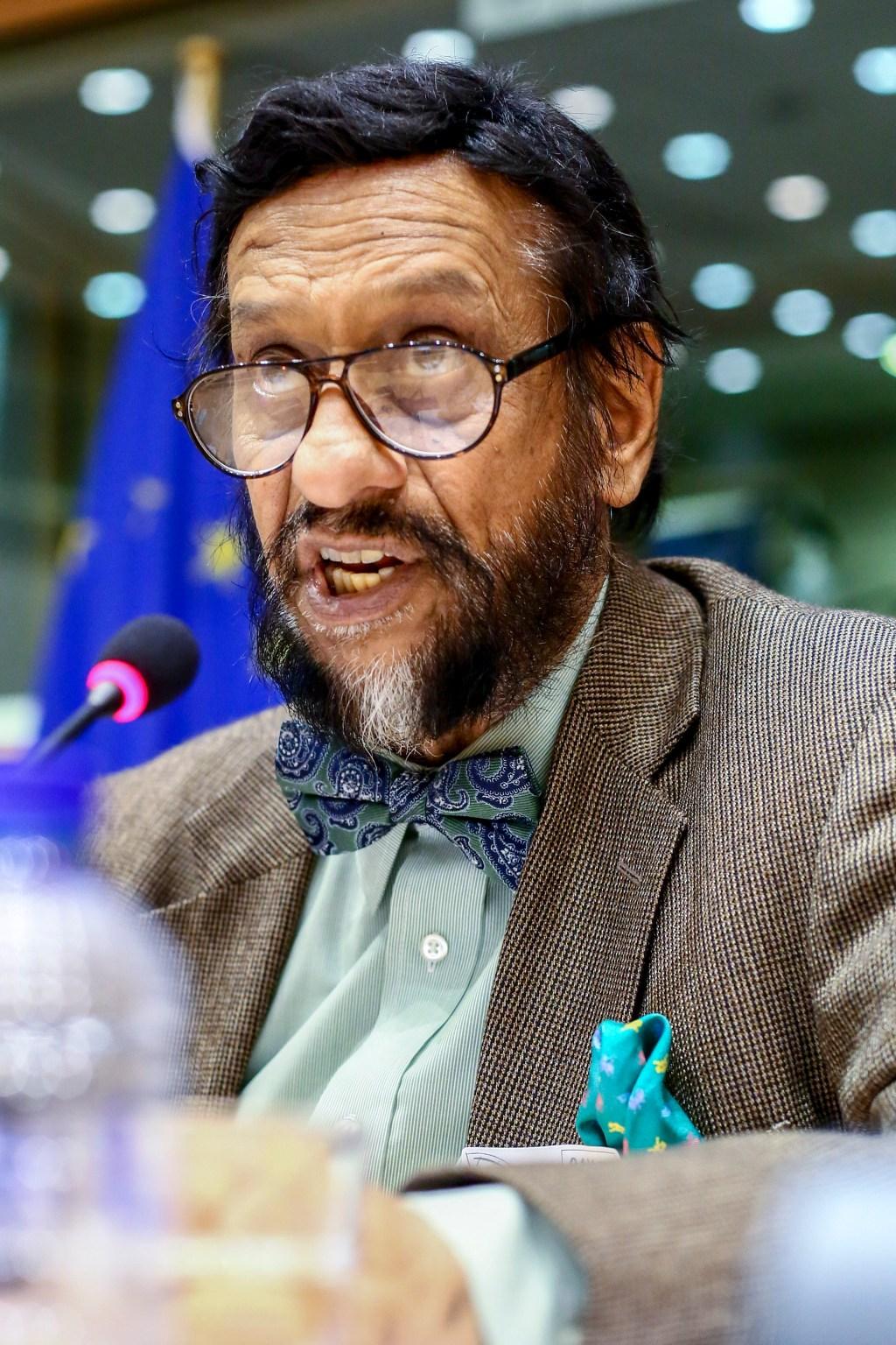 Dr Rajendra Pachauri (IPCC) in the European Parliament
