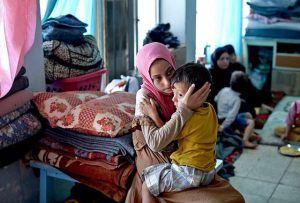 Refugees from Mosul (September 2014) - by UNHCR (CC BY NC SA 2.0)