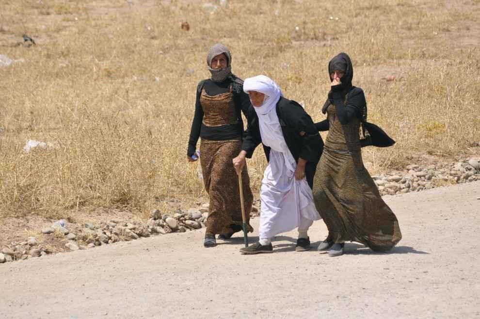 Iraq: le sort des Yézidis