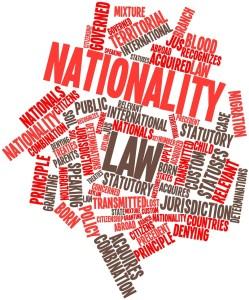 Droit international : les règles d'acquisition et de retrait de la nationalité