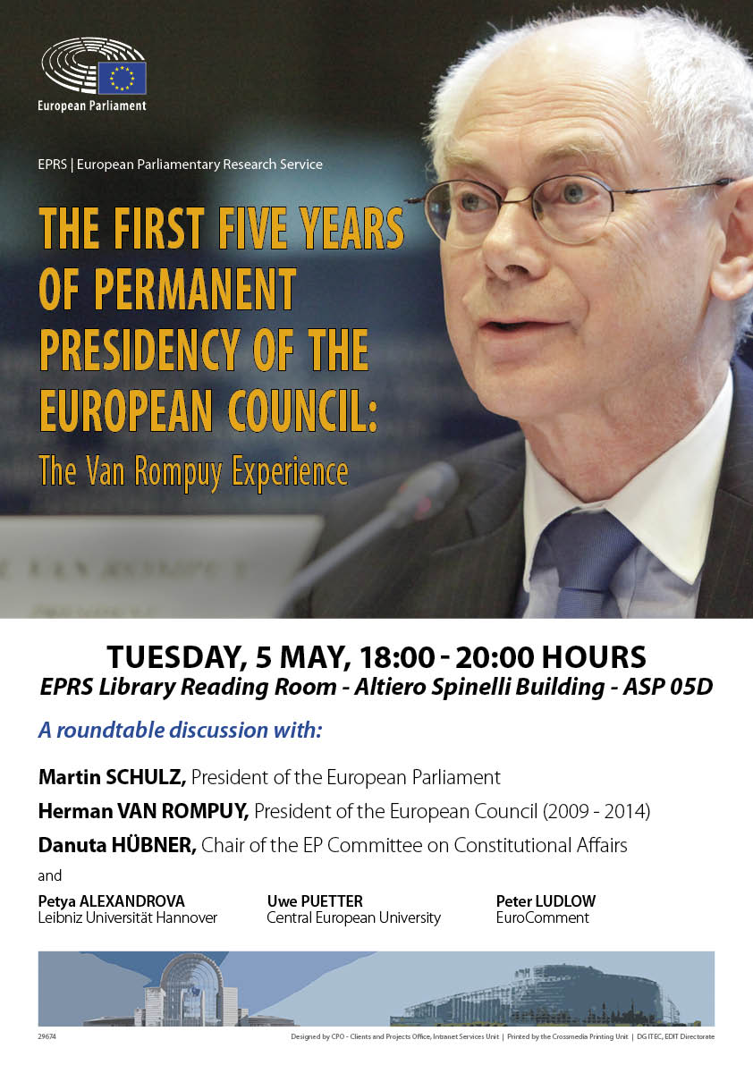 The Van Rompuy Experience