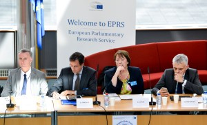 DG EPRS event - Navigation Global Trends : Option for Europe in a changing world