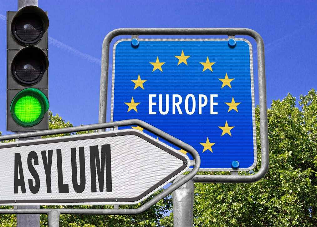 Legislation on emergency relocation of asylum-seekers in the EU