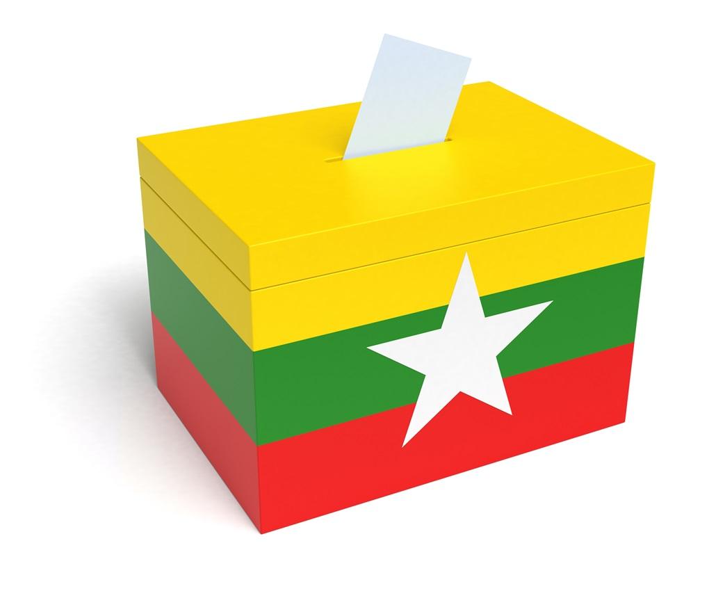 Myanmar/Burma's 2015 elections