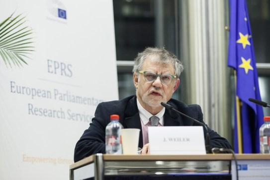 WEILER, Joseph - President of the European University Institute