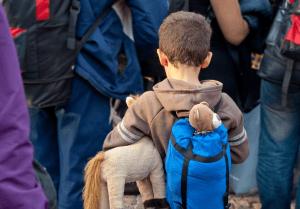 Unaccompanied migrant children in the EU