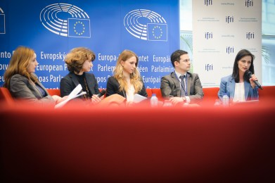 EPRS round table discussion - The effects of climate change on migrations and conflicts in the Mediterranean