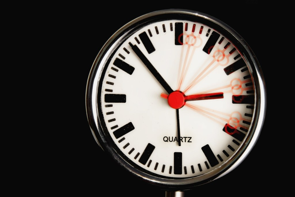 Summertime: changing the clocks