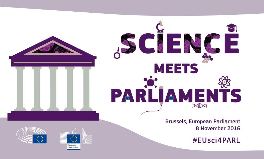 Science meets Parliaments – Launch of the MEP-Scientist Pairing Scheme 2016