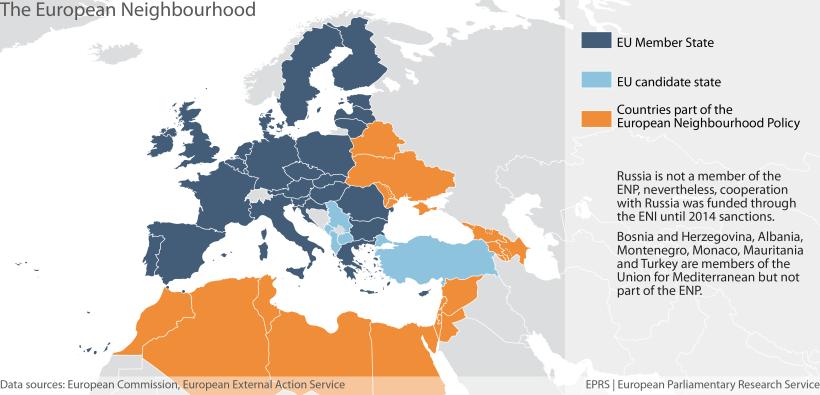 The European Neighbourhood